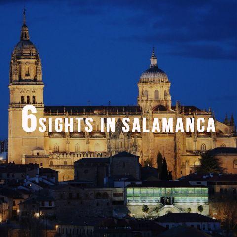 travel to Spain Salamanca