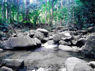 waterfall nature photography