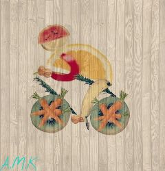 freetoedit effects bicycle food nature