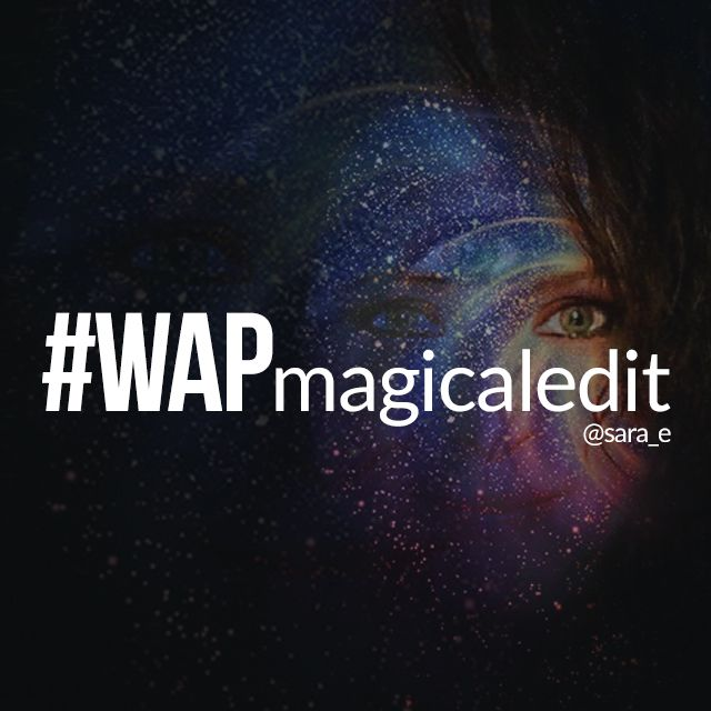 Magical edit art project