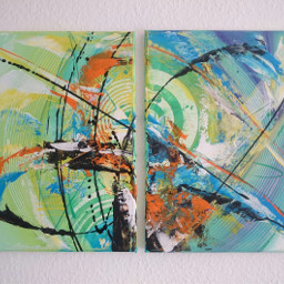 painting abstract art artwork photography