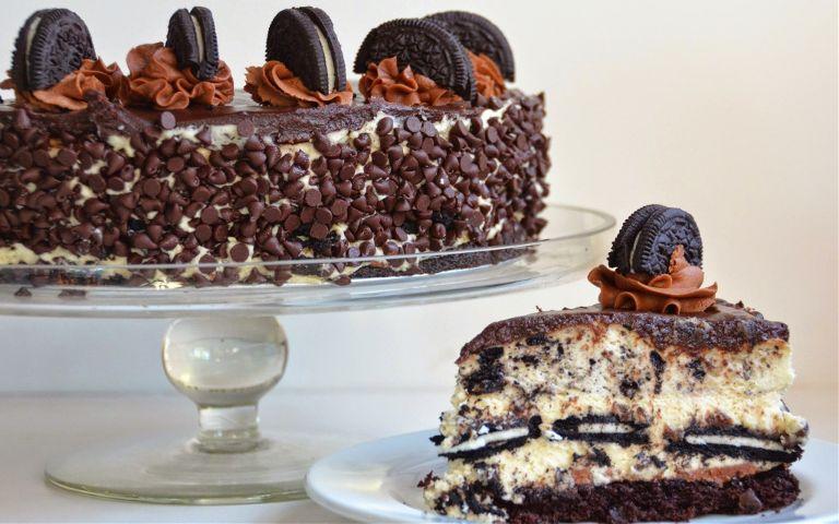 Торты со сметаной с фото