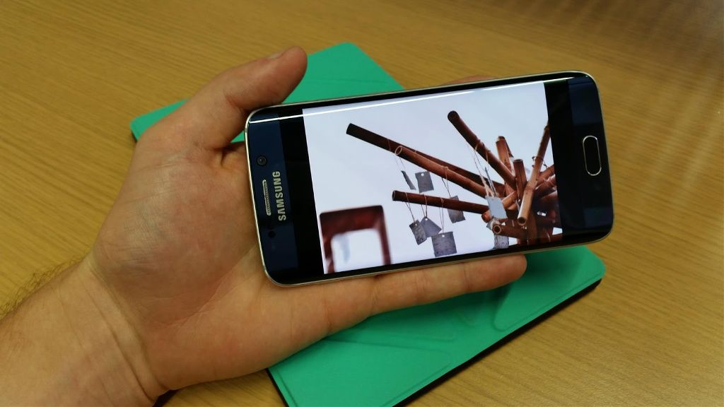 Samsung Galaxy S6 PicsArt Review