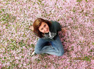 me flower spring nature