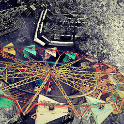 wapcircles colorsplash people hdr