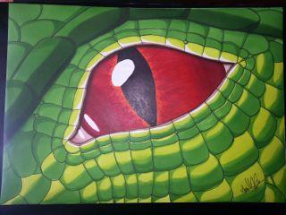 dragoneye promarkers letrasetpromarkers eye dragon
