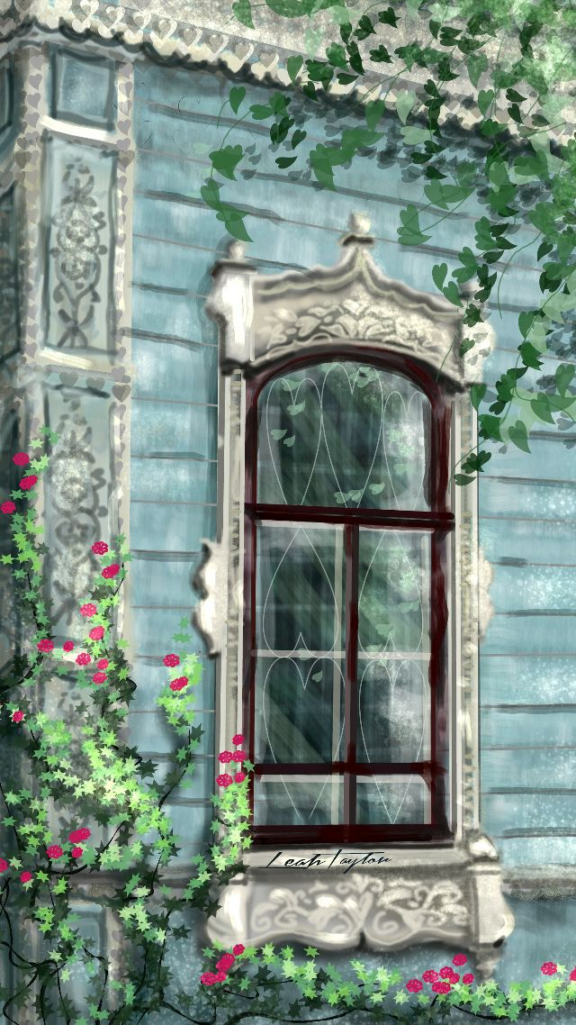 window drawing contest winner