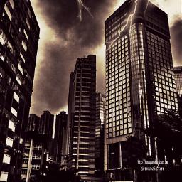 lightning lightanddark