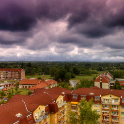 colorful hdr nature photography summer