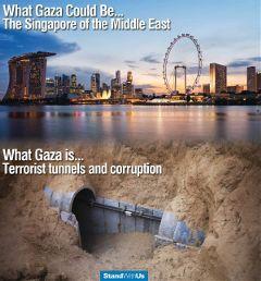 israel gaza terror war islam