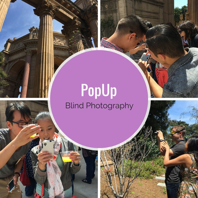 Thanks to all of the wonderful new PicsArtists who participated in our blind photography PopUp in San Francisco! More PopUps to come...