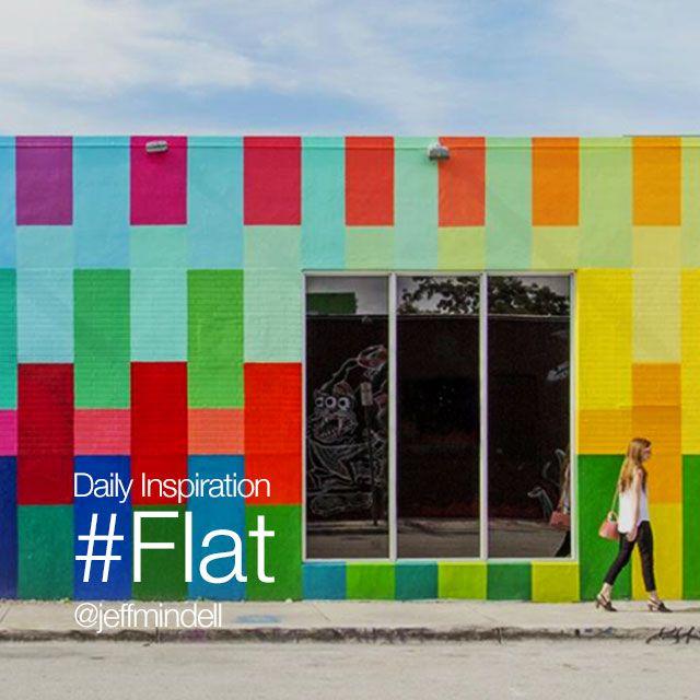 #Flat