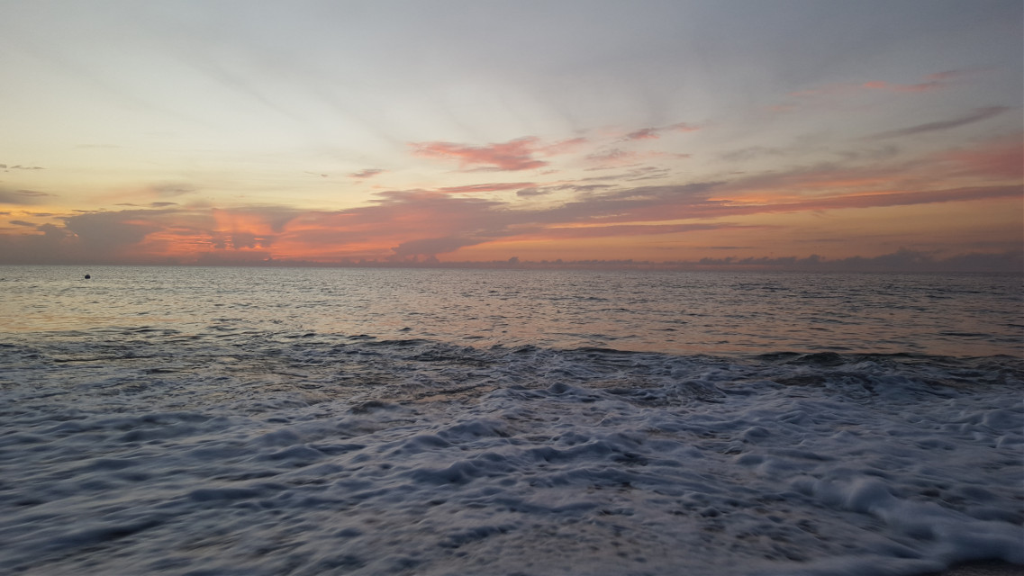 Sunrise. Vero Beach Florida USA