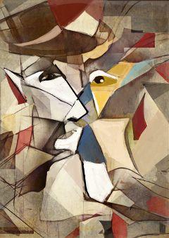 cubism art painting