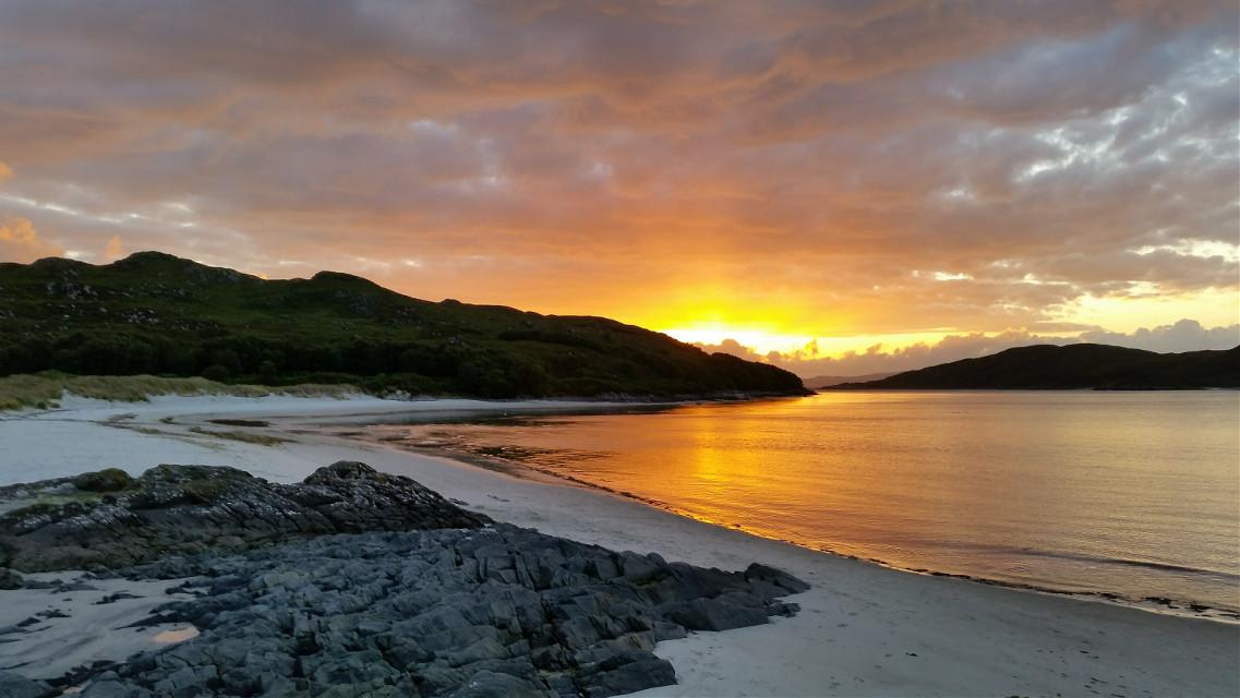 No edit.  #beautiful  #sunset #beach  #photography  #nature