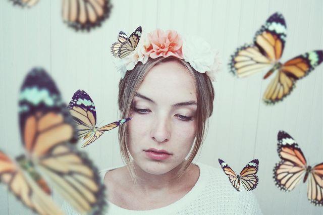 Whimsical photography by @yoyoitsjess