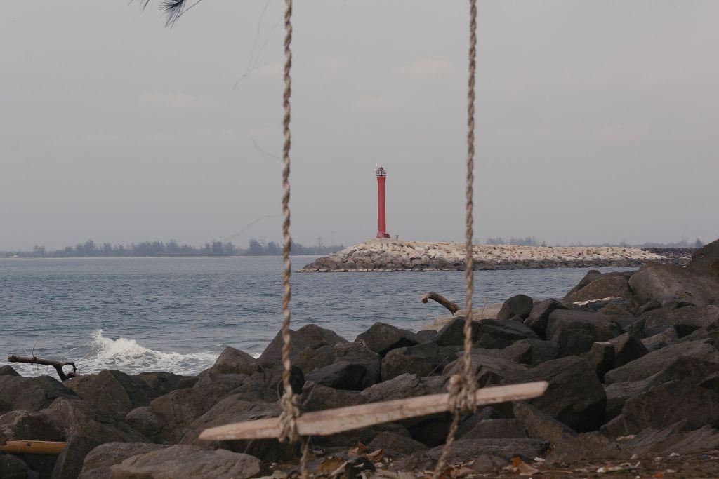 Lentera merah pulau Baai, Bengkulu - Indonesia   #beach #photography #travel #nature