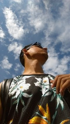sky summer life