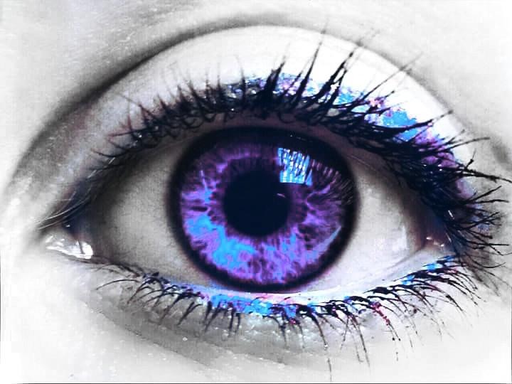 #eye #me #Purple  #gdaddcolor