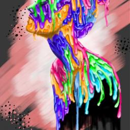drawing art beauty love