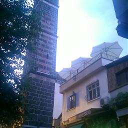 minaret diyarbakır amed diyarbak